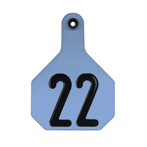 All American Large 4-Star #1-25 ID Tags