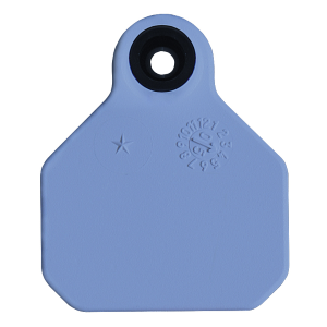 All American Mini 1-Star Blank ID Tags