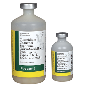 Ultrabac 7 Vaccine for Cattle & Sheep