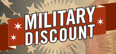 2018 Military Discount