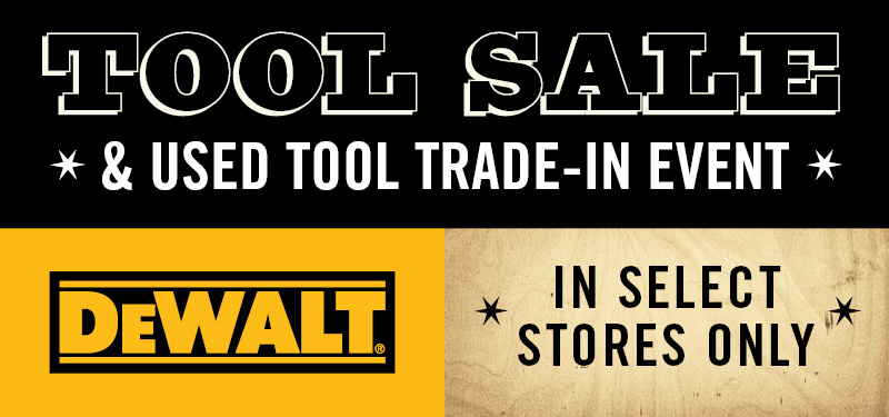 Murdoch's Famous One-Day Tool Sale & Trade-In Events